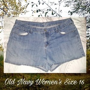 Old Navy Denim Jean Short | Size 16 | Women's